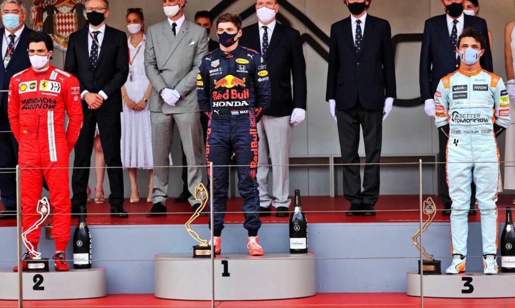 Binotto emozionato per l'ottimo risultato di Sainz sl Gran Premio di Monaco
