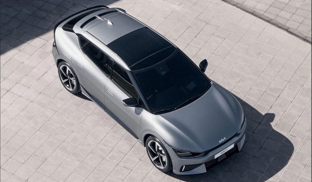 """Kia EV6 è capace di oltre 500 km di autonomia con """"un pieno di energia"""""""