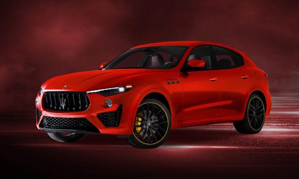 Con F Tributo Special Edition Maserati conferma una vocazione racing