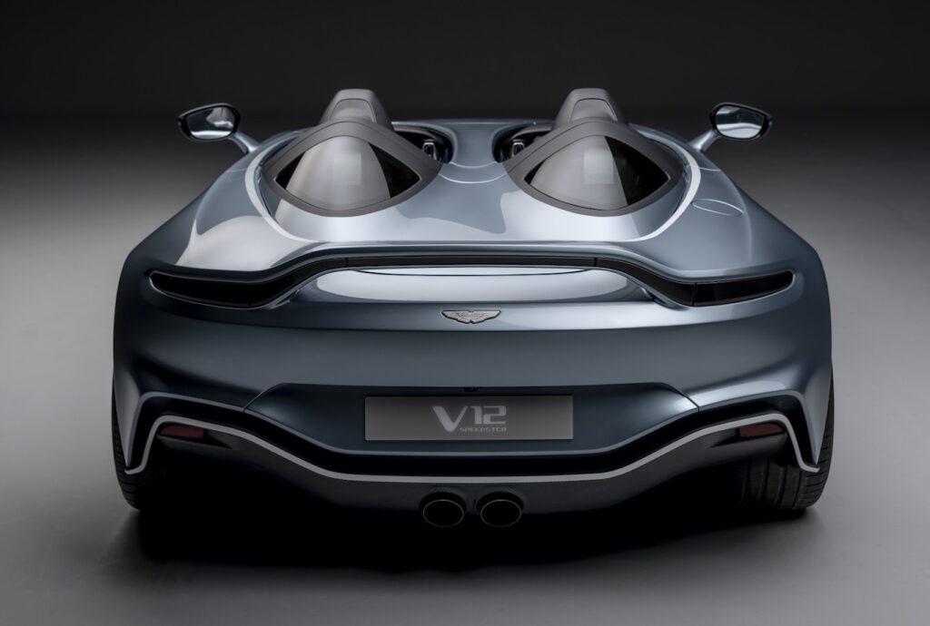 Aston Martin si lancia nel mercato delle Hypercar biposto attraverso la V12 Speedster