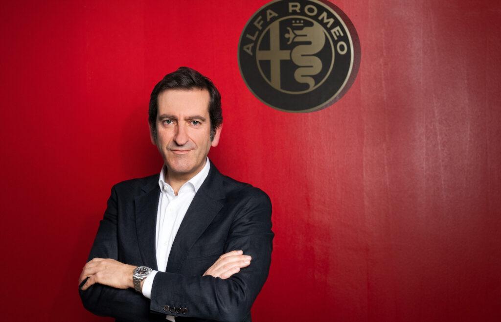 Alejandro Mesonero-Romanos mira a far crescere l'attrattività del Marchio automobilistico.