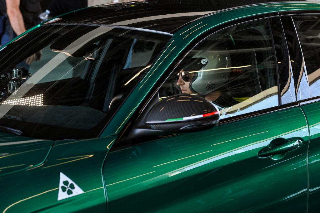 Giulia GTA sia il mix perfetto per un utilizzo quotidiano e in pista