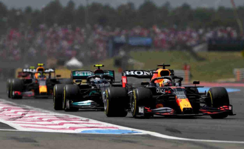 Max Verstappen GP Francia 2021