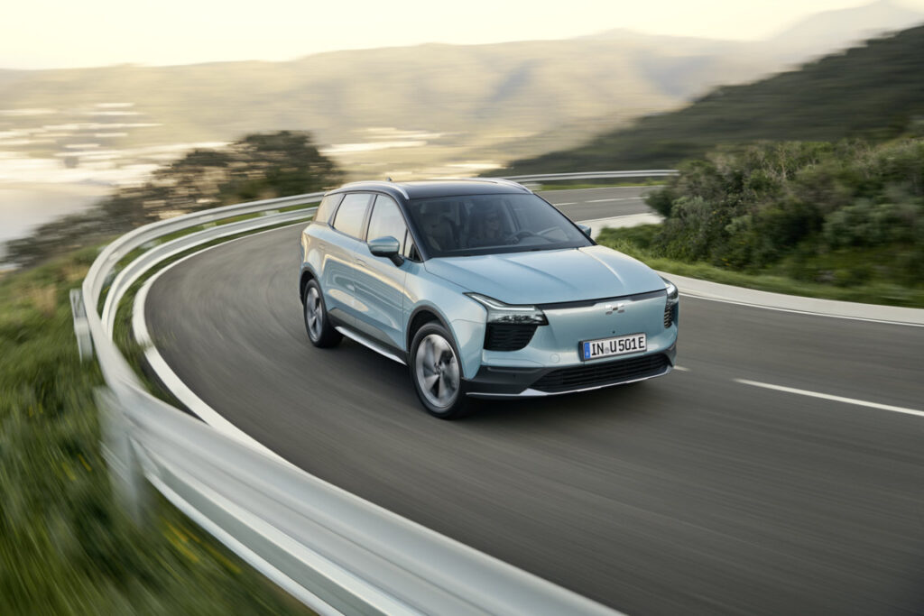 Koelliker: Aiways arriva in Italia in autunno con due modelli: il D-SUV U5 e il crossover sportivo U6.