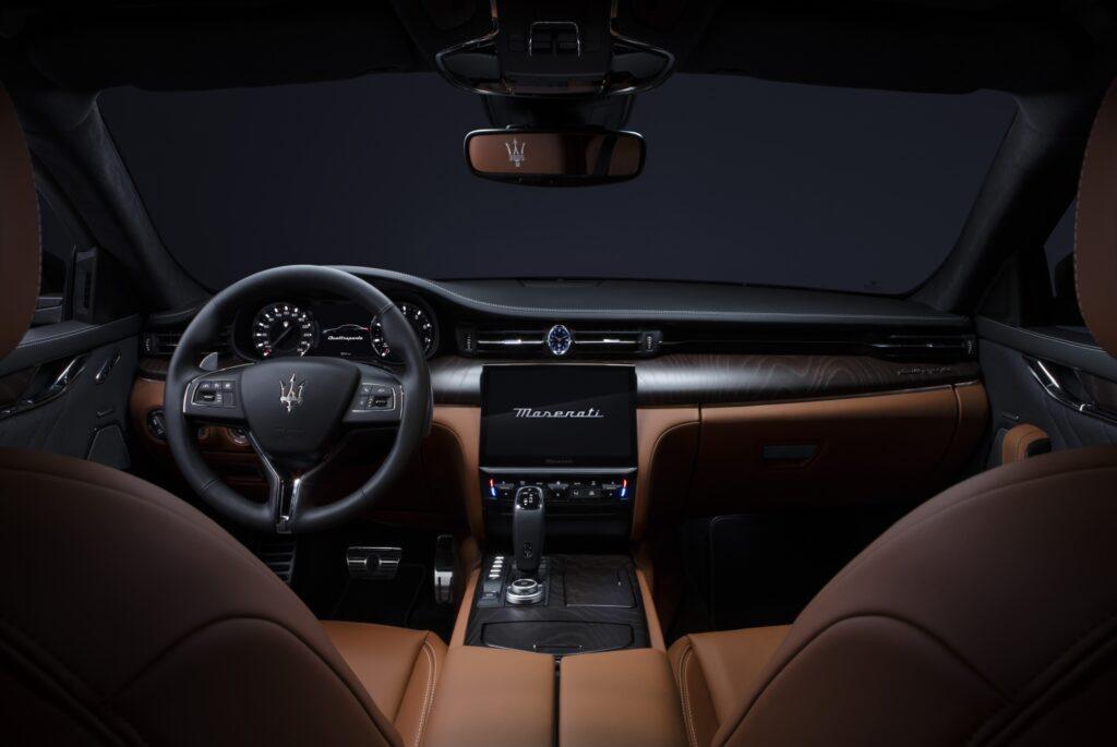 Maserati Quattroporte GT MY22