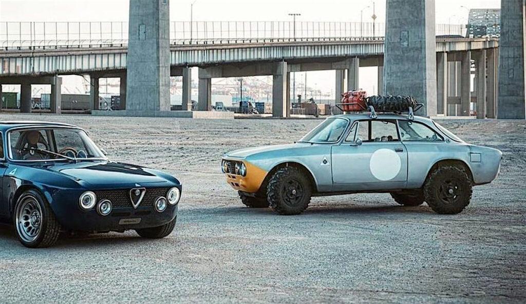 La GT Electric Safari avrà 400 km di autonomia