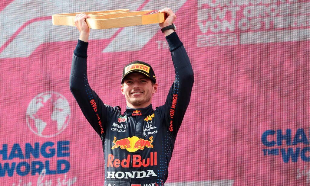 E' stata una gara fantastica per Max quella del GP dell'Austria.