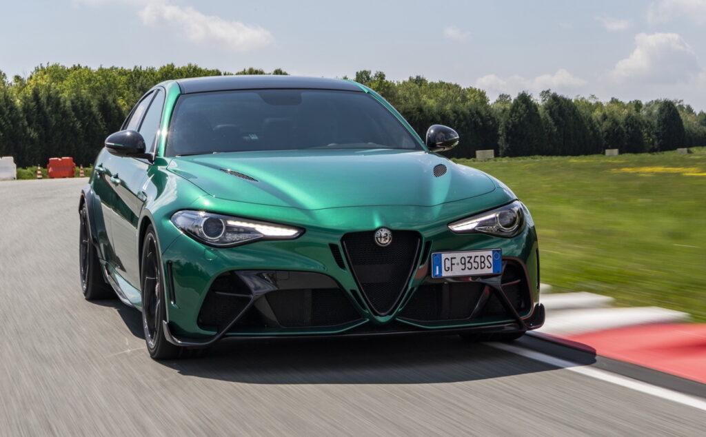 Sull'Alfa Romeo Giulia GTA si percepisce molto l'esperienza della Formula 1