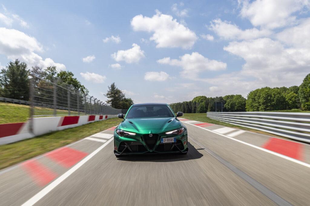 Sull'Alfa Romeo Giulia GTA ha contato molto l'esperienza della Formula 1