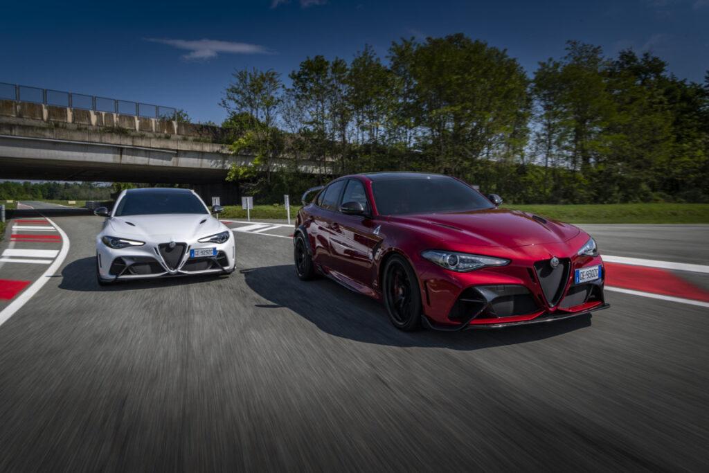 Giulia GTA e Giulia GTAm rappresentano la massima espressione attuale dell'Alfa Romeo