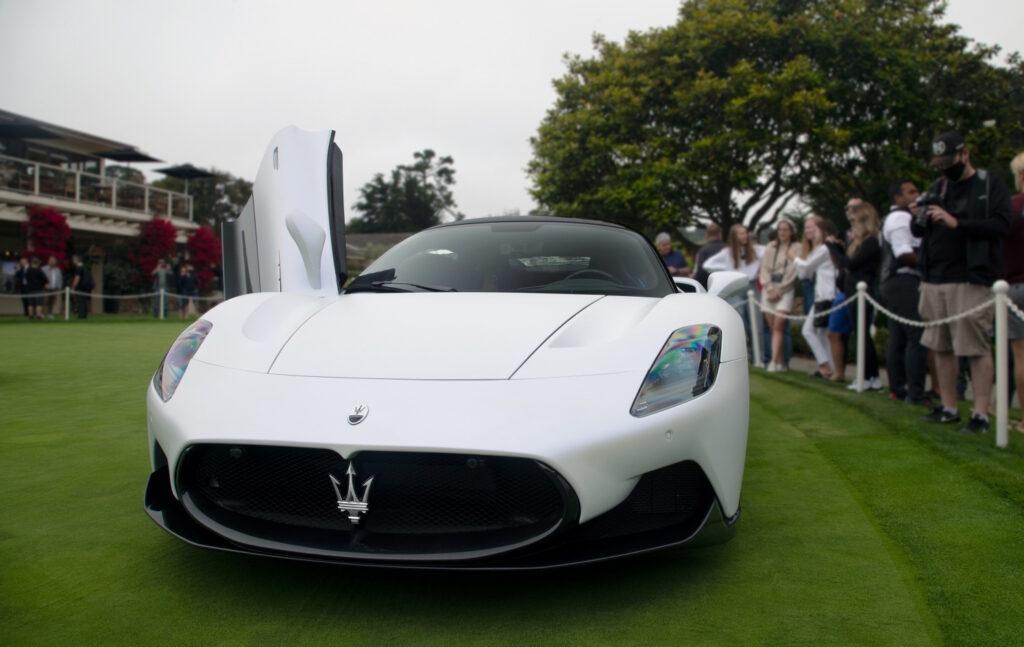 La nuova Maserati MC20 è una vettura dal DNA racing, come dimostra il nome stesso MC