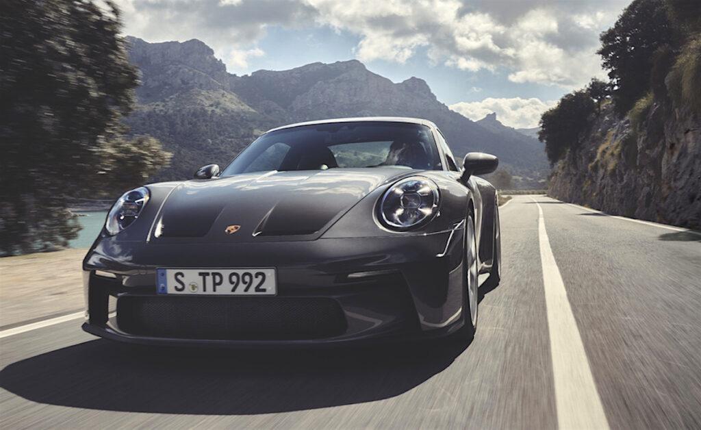Sulla nuova 911 GT3, Porsche ha trasferito la tecnologia da corsa in un modello di produzione