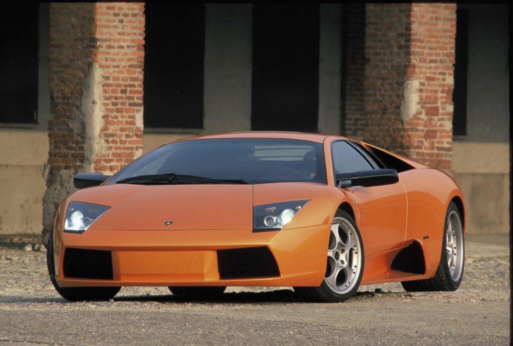 La Lamborghini Murciélago è stata prodotta in 4.099 esemplari