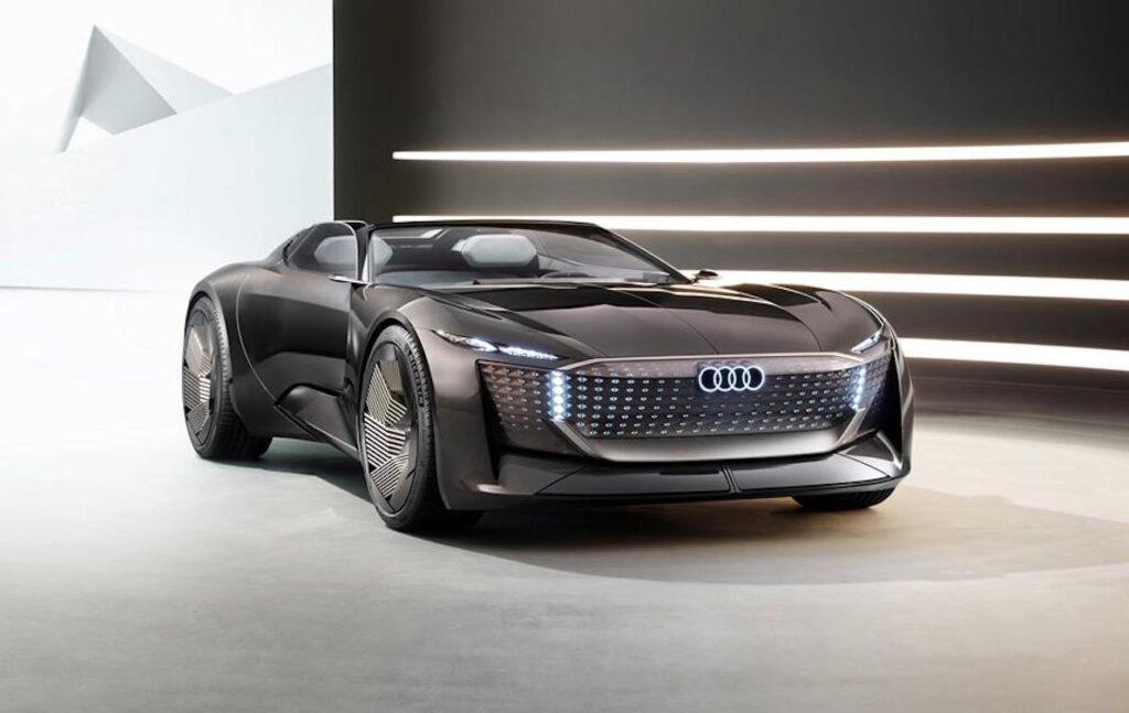 Audi skysphere concept debutterà pubblicamente il 13 agosto 2021