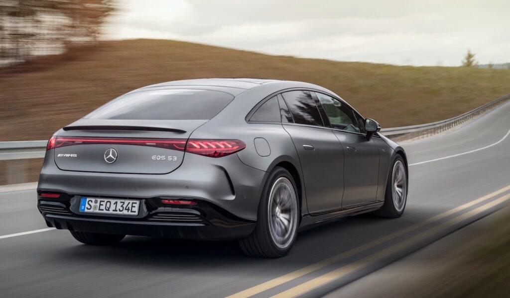 La prima Mercedes-AMG completamente elettrica