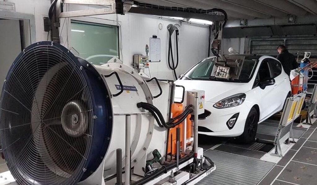 La Ford Puma nei test Green NCAP ha conseguito le tre stelle