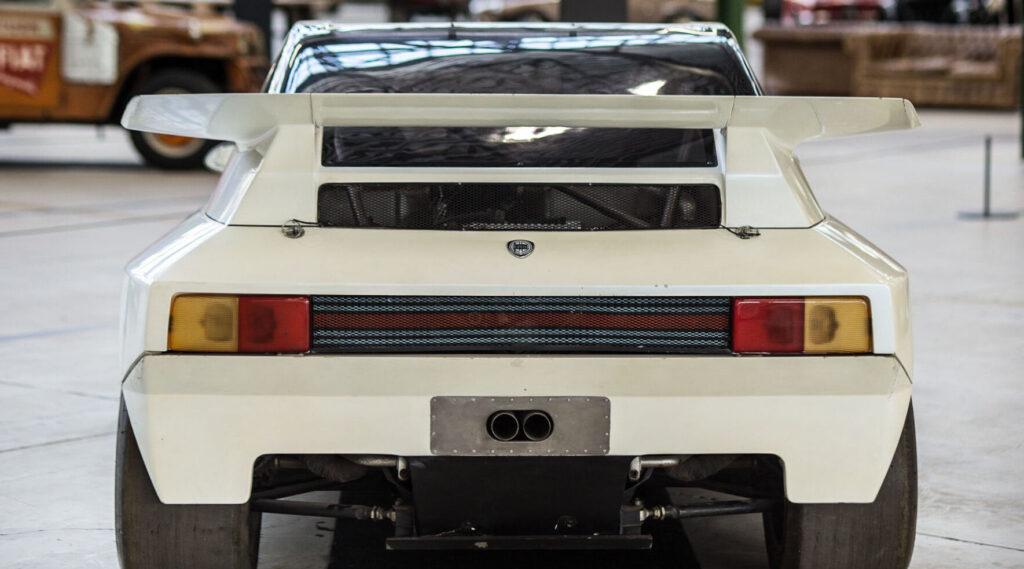 La Lancia ECV 2 ha più di trent'anni ma sembra progettata oggi