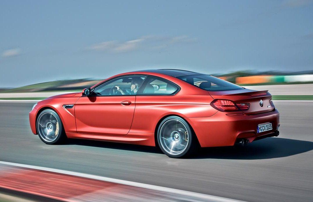 BMW SERIE 6 COUPÉ-immagine