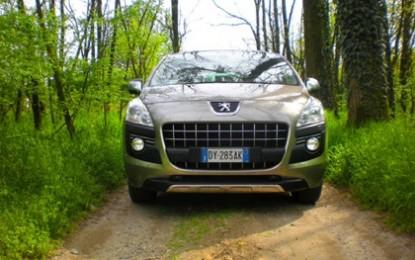 Peugeot 3008 2.0 16v HDi 150 CV Outdoor