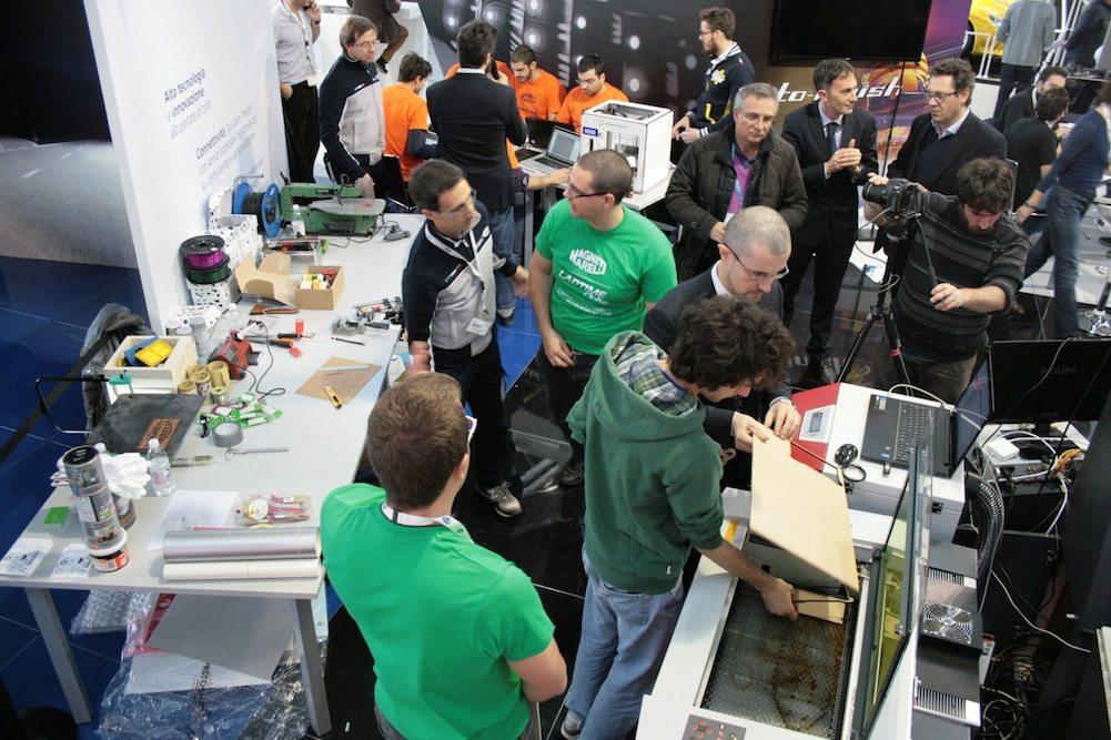Hackathon-Motorshow