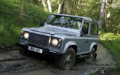 Land Rover 90 2.4 TDI SW – Figlio di una Razza Speciale