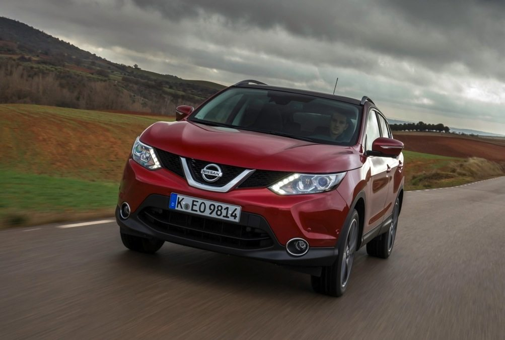 nissan qashqai 1 6 dig t 163 ennesimo downsizing motorage new generation. Black Bedroom Furniture Sets. Home Design Ideas