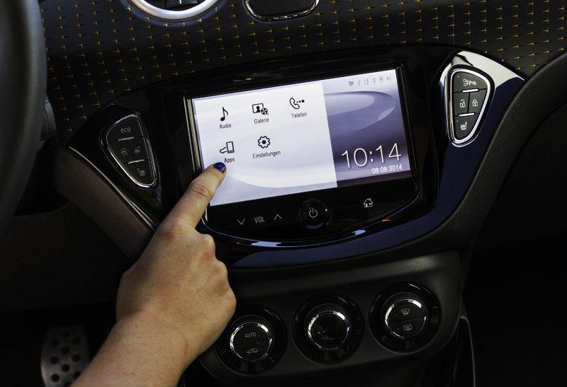 Opel ADAM Infotainment