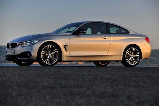 BMW SERIE 4 COUPÉ-immagine