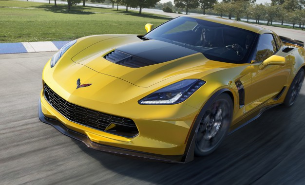 Corvette Z06 – fuoco nell'anima