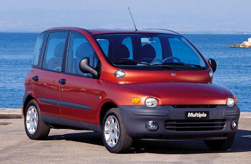 Fiat Multipla L Auto Meno Amata Dagli Italiani Motorage