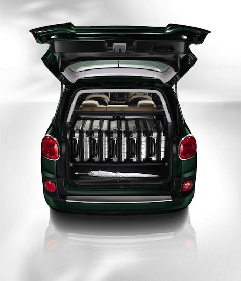 Fiat 500l Living 1 3 Turbodiesel Multijet Motorage New