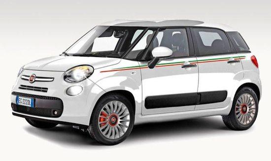 Fiat Gran 500 Ellezero O 600 Multipla Motorage New Generation