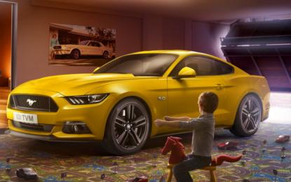 Ford Mustang: la leggenda sportiva sulle vette del mondo