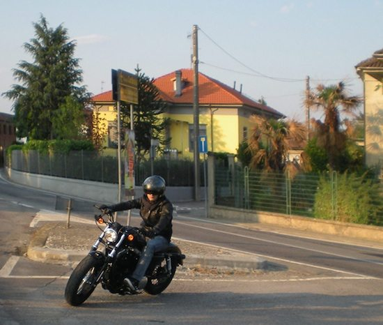 Harley Davidson Fourty Eight  Nm