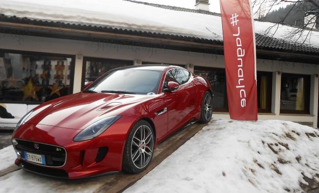 Jaguar F-Type AWD – controllo adrenalina