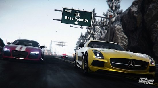 need for speed rivals motorage new generation. Black Bedroom Furniture Sets. Home Design Ideas