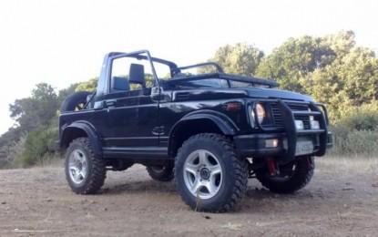 Suzuki SJ 413 by Famiani