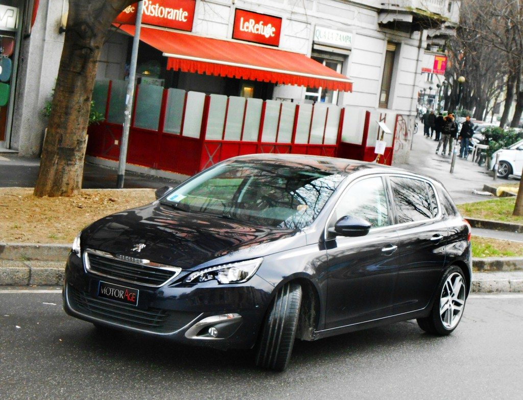 peugeot 308 hdi s s aut allure drive test motorage new generation. Black Bedroom Furniture Sets. Home Design Ideas