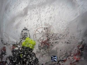 Volvo Ocean Race 2014-15 - Leg 5 to Itajai